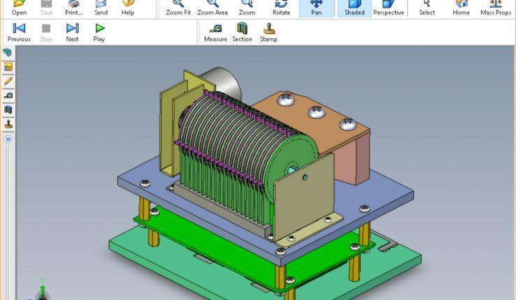 The above image is the first version of the cylinder structure of Muro Box. It looks like a feasible design, but the truth is not, and it is the worst example of designed for manufacturing (DFM).