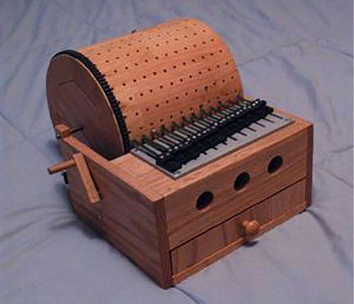 (Picture Source: http://www.instructables.com/id/Build-a-Programmable-Mechanical-Music-Box/)